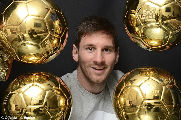 MEssi Thropy