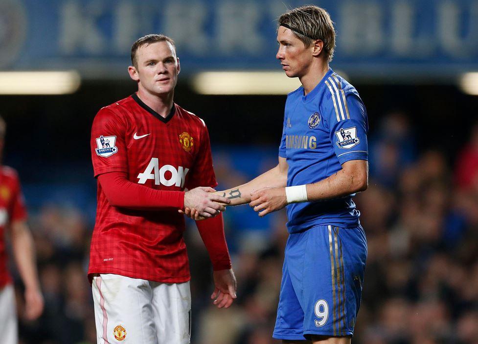 Rooney-Chelsea