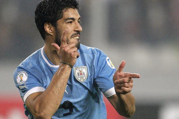 suarez Uruguay1