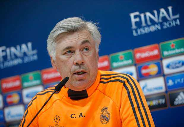 Ancelotti sasar La Decima bersama Madrid