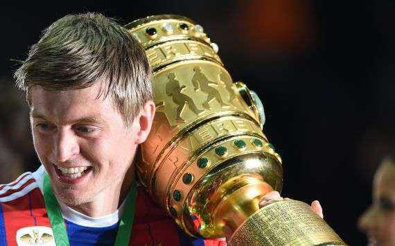 Bayern Munich Pantas Rengkuh DFB-Pokal