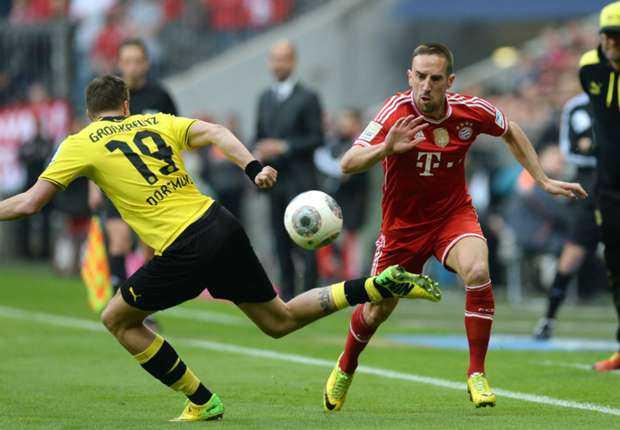 Borussia Dortmund Bukan Favorit DFB-Pokal