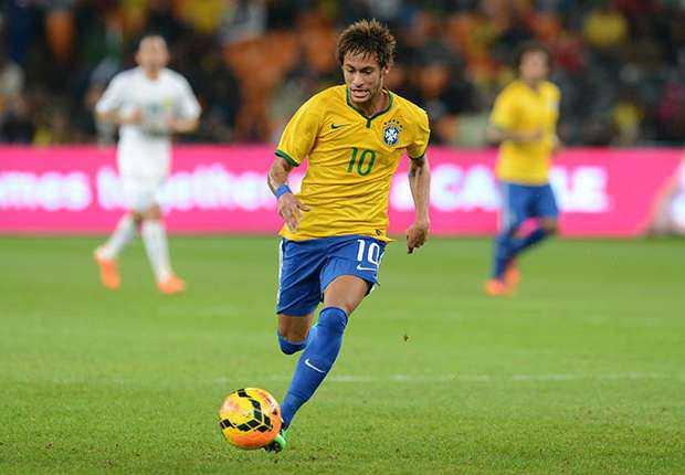 Brasil Optimistis Juara Piala Dunia 2014