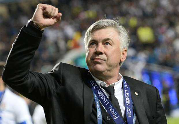 Carletto Ancelotti tak berencana tinggalkan Madrid