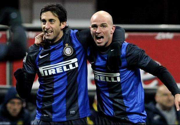Diego Milito & Esteban Cambiasso Tinggalkan FC Internazionale