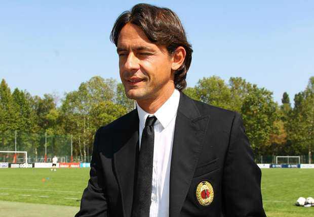 Filippo Inzaghi siap menggantikan Clarence Seedorf