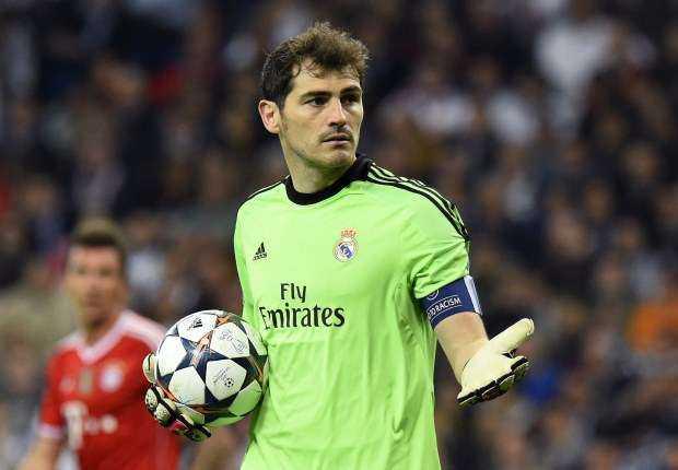 Iker Casillas dicampakkan Carlo Ancelotti
