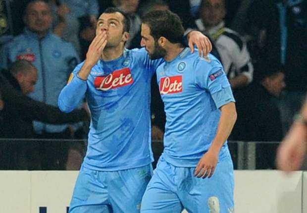 Napoli Masuk Unggulan Utama Di Liga Champions