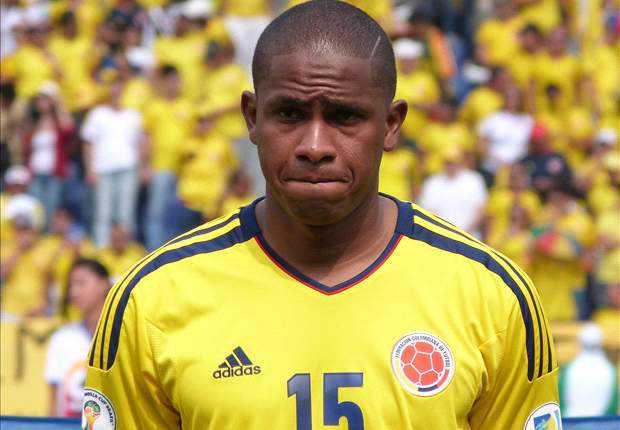 Timnas Kolombia Kembali Kehilangan Pemain Karena Cedera