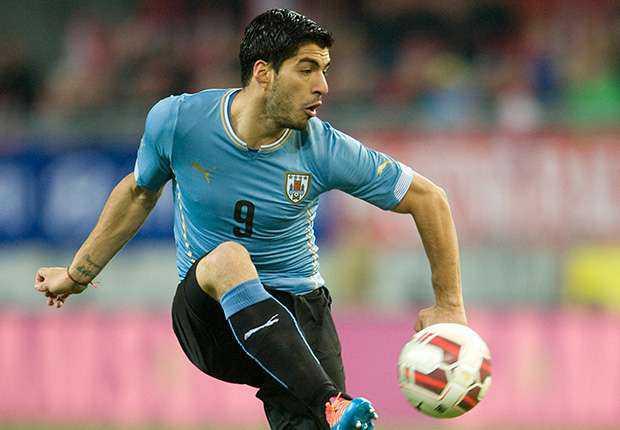 Uruguay Yakin Bisa Kalahkan Inggris di Piala Dunia 2014