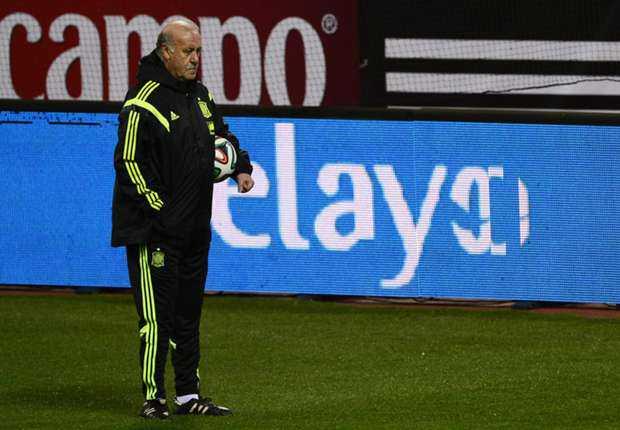 Vicente Del Bosque Tunda Umumkan Skuat Spanyol