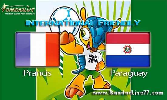 prancis vs paraguay