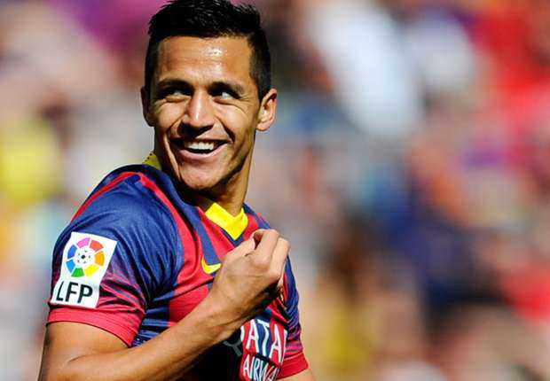 Alexis Sanchez takkan dijual oleh Barcelona