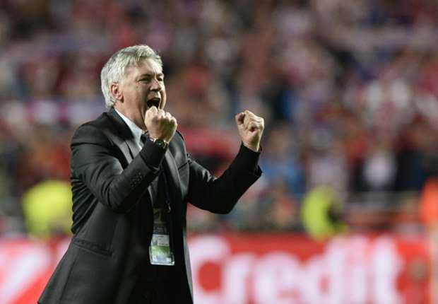 Don Carlo Ancelotti Ingin Latih Italia