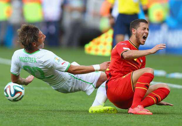 Eden Hazard merasa tertekan jadi pemain bintang negaranya