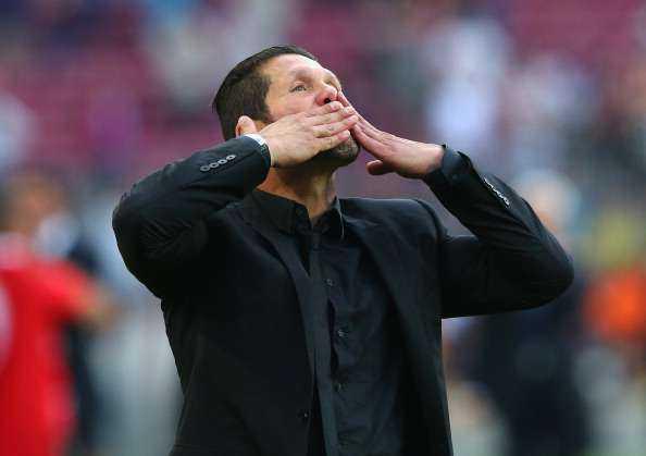 FC Internazionale Akan Bujuk Diego Simeone Ke Giuseppe Meazza