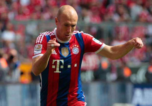 Manchester United Harusnya Datangkan Arjen Robben