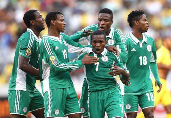 Nigeria Umumkan Skuat Piala Dunia