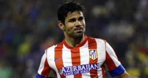 Semangat Diego Costa Semangat Memuncak