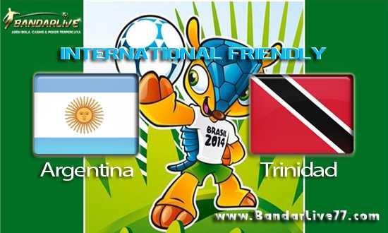 argentina vs trinidad & tobago