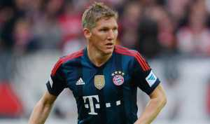 Bastian Schweinsteiger Di Incar Manchester United