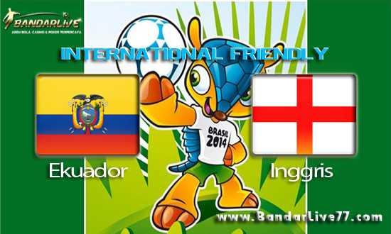 ekuador vs inggris