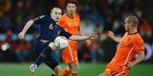 Laga Spanyol Vs Belanda, Laga Sarat Dengan Dendam