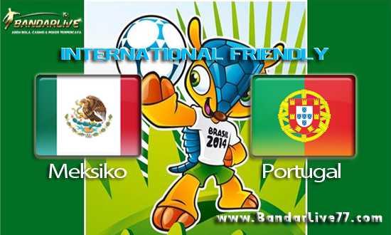 meksiko vs portugal
