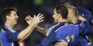 Messi Semakin Mantap dengan Kekuatan Argentina | Berita Terbaru