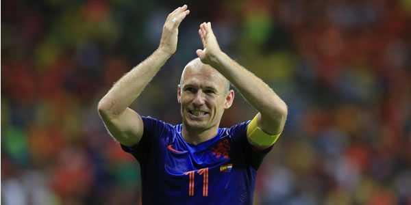 MU Sudah Siapkan Dana Besar Untuk Datangkan Arjen Robben