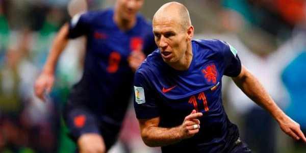 Nasib Spanyol Takluk 1-5 Dari Belanda