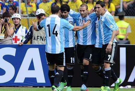 Prediksi Argentina vs Slovenia 8 Juni 2014 Uji Coba