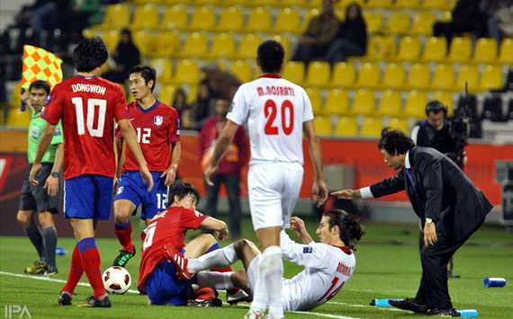 Prediksi Bola Ghana vs Korea Selatan 10 Juni 2014