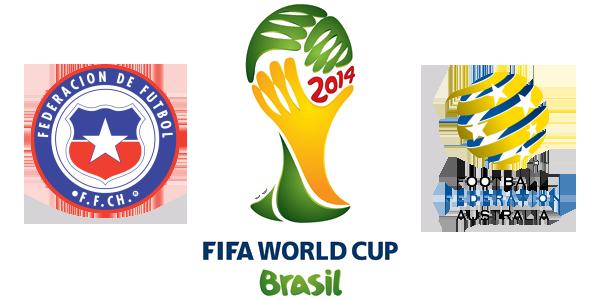 Prediksi Skor Bola Chile vs Australia 14 Juni 2014