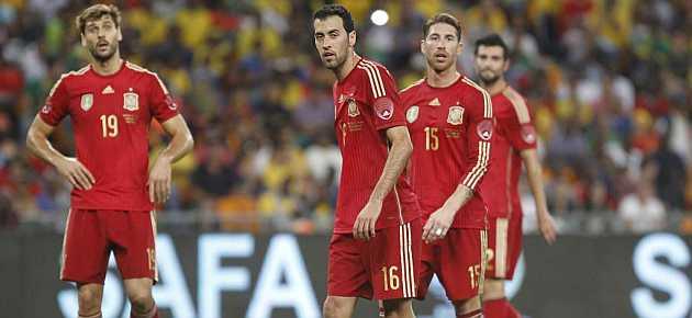 Prediksi Spanyol vs El Salvador 8 Juni 2014 Uji Coba