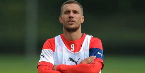 Arsene Wenger Tegaskan Tak Jual Lukas Podolski