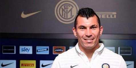 Gary Medel Selalu Ingin Jadi Pemain Inter