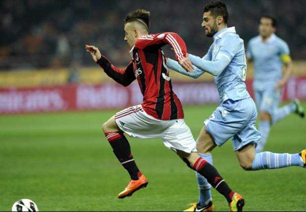 Prediksi Sepak bola malam ini - Serie A Italia - Milan vs Lazio