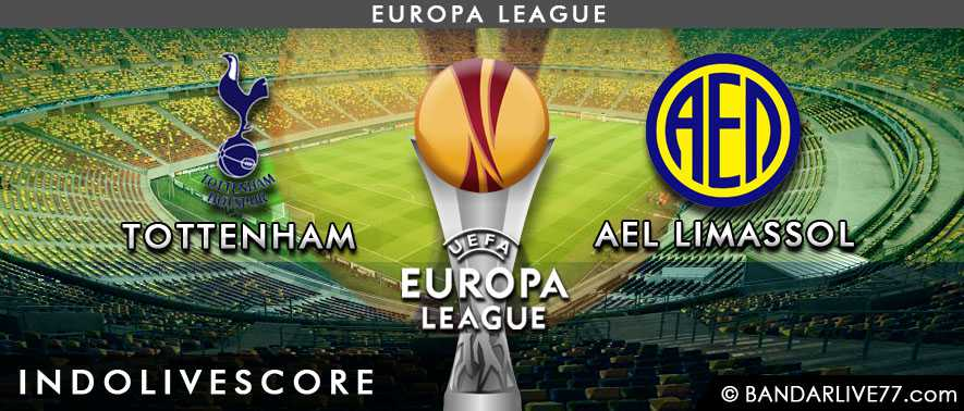 Tottenham Hotspur vs AEL Limasol