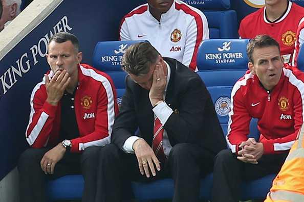 Louis Van Gaal Kecam Pertahanan Manchester United