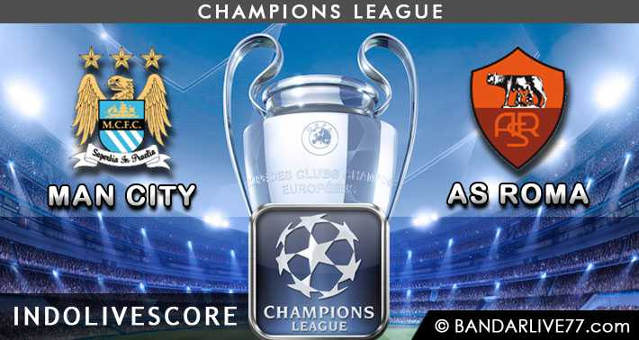 Manchester City vs AS Roma