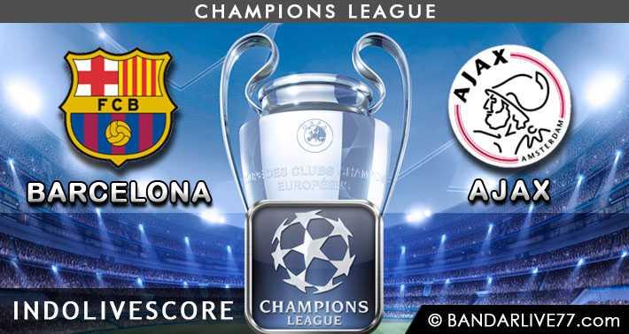 Barcelona vs Ajax Amsterdam