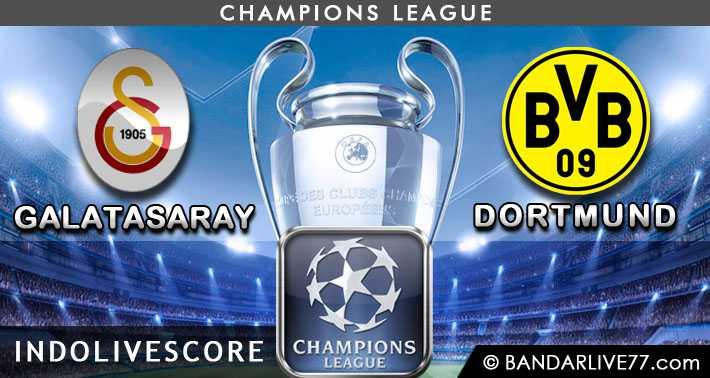 Galatasaray vs Borussia Dortmund