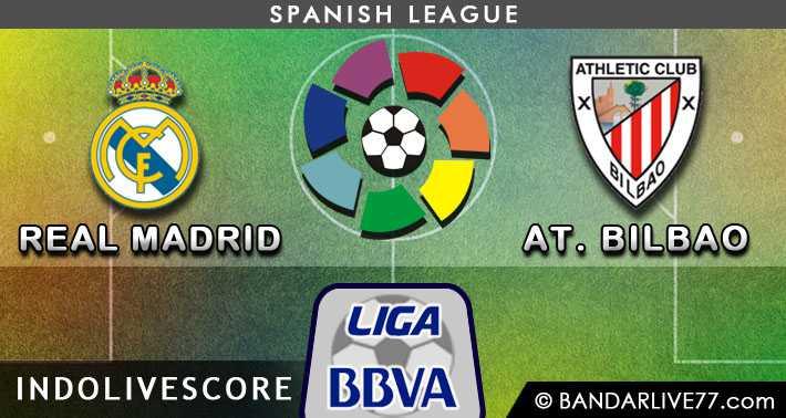 Real Madrid vs Ath. Bilbao