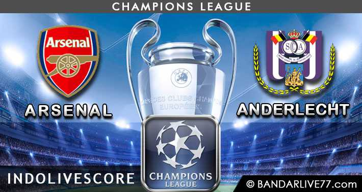 Arsenal vs Anderlecht