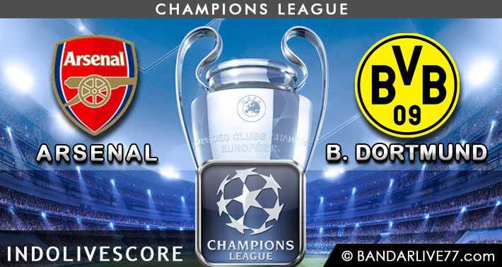 Arsenal vs Borussia Dortmund 27 November 2014
