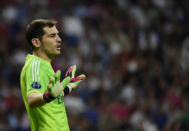 Iker Casillas Ingin Pensiun Di Real Madrid