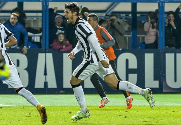 Juventus Fokus Ke Olympiakos