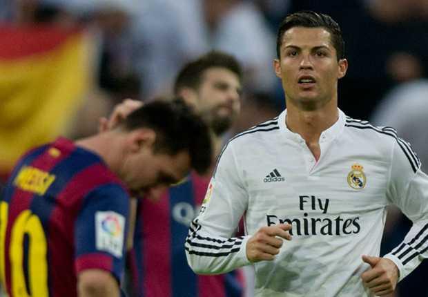 Lionel Messi Bukan Saingan Cristiano Ronaldo Di Ballon