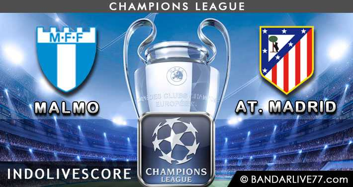 Malmo vs Atletico Madrid